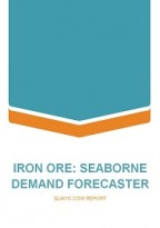 Iron ore: seaborne demand forecaster