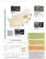 South Africa coal factsheet